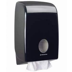 DISPENZER ZA SLOŽIVI UBRUS AQUARIUS KIMBERLY-CLARK 7171 CRNI
