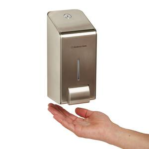 DISPENZER ZA TEČNI SAPUN KIMBERLY-CLARK 8973 INOX